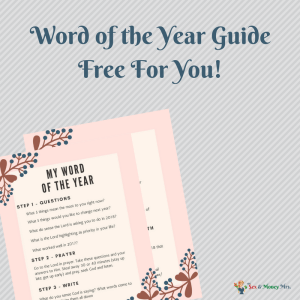 Word of the Year Guide Free For You!