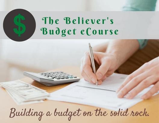 Believers budget