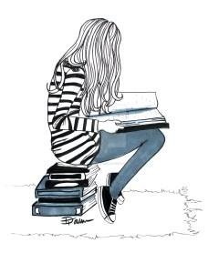 girl_reading_ink_by_pushygirltorella-dab4aek