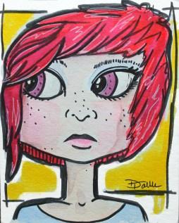 short-red-hair