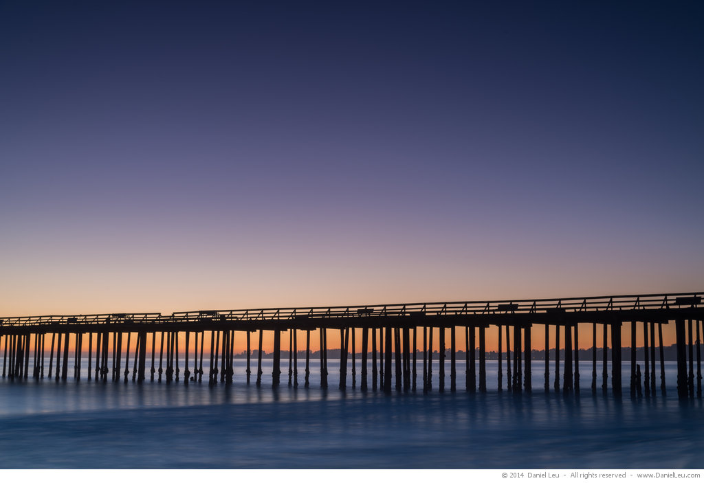 Oakland California Pier