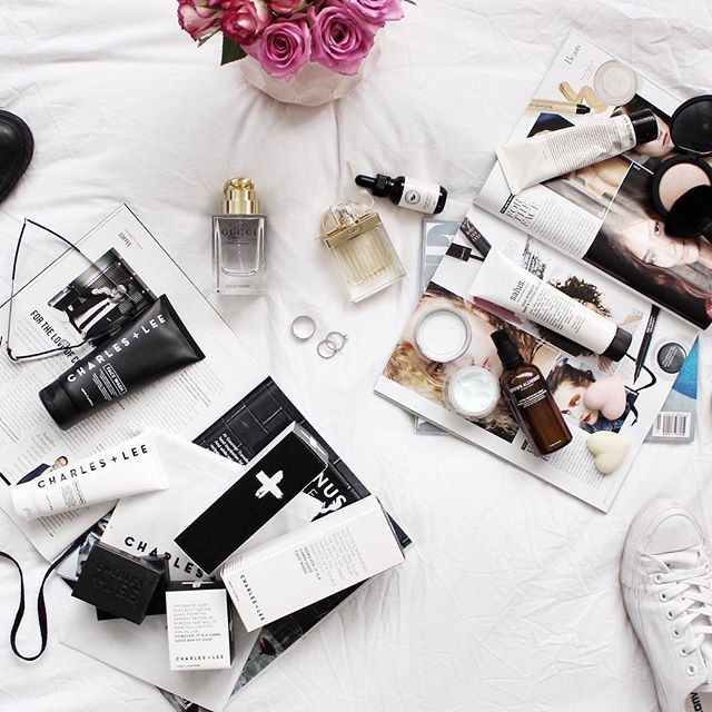 flat-lay-styling-monochrome-charles-lee-grown-alchemist-beauty-flatlay-styling