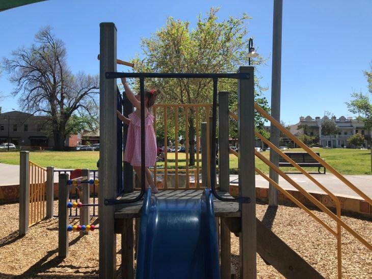 melbourne playgrounds kids rathdowne street carlton north