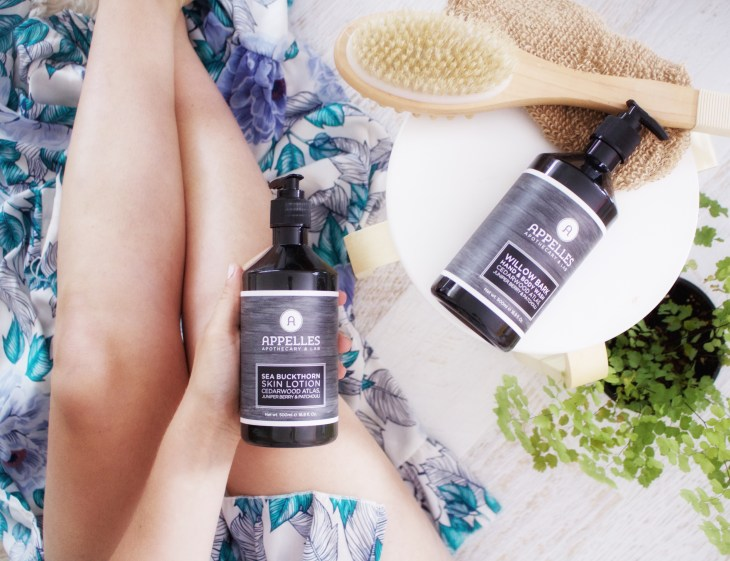gifts for her appelles beauty skincare body wash melbourne lifestyle blogger