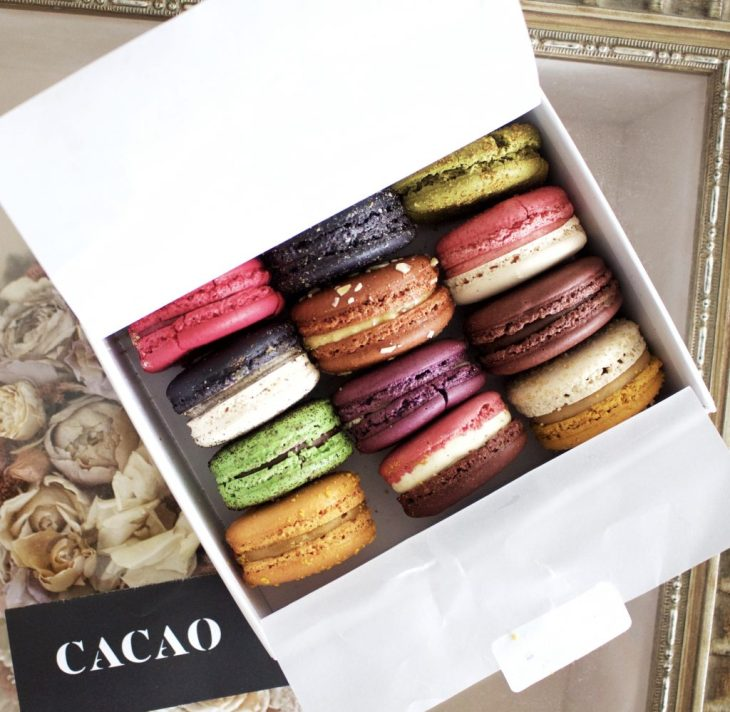 gifts for her cacao chocolate patisserie macaron melbourne lifestyle blogger