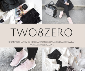 high waisted activewear leggings two8zero maternity clothes melbourne pregnancy style fitness blogger