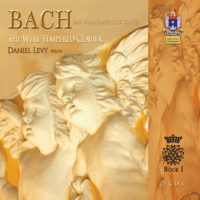 BACH WELL-TEMPERED CLAVIER