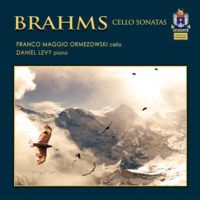 BRAHMS CELLO SONATAS