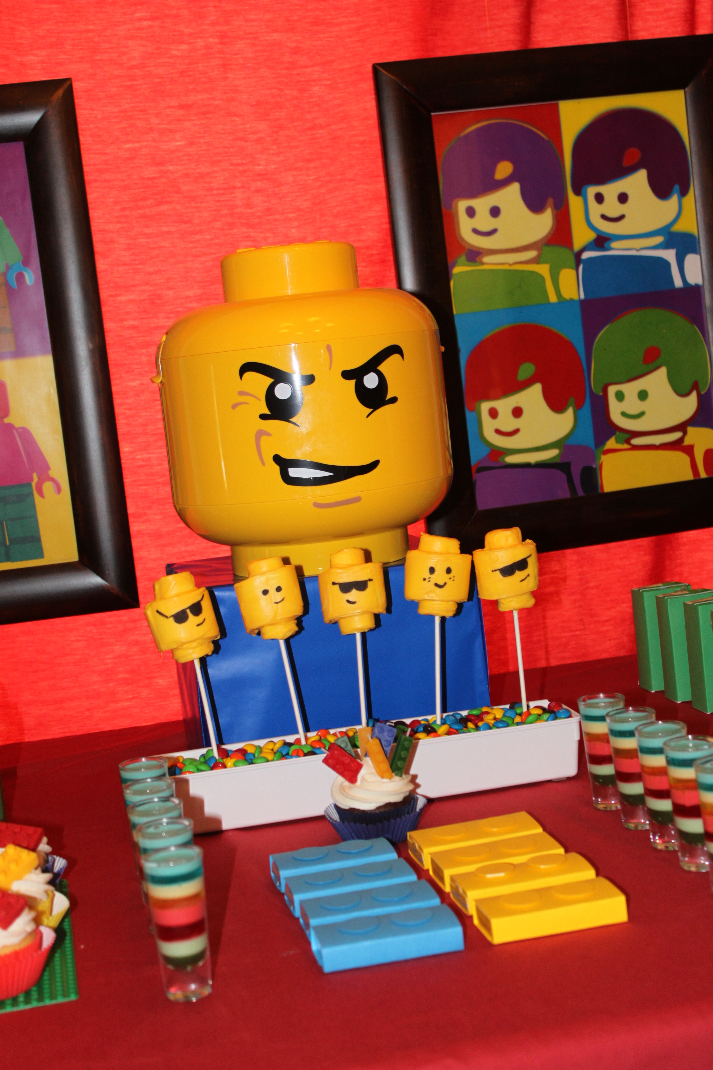 Lego Movie Party My Life As I Pin It