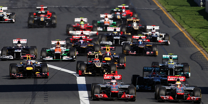 The New Sound of F1: The Way Forward