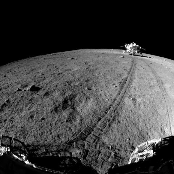 Misin Change 3 un ao de China en la Luna  Eureka