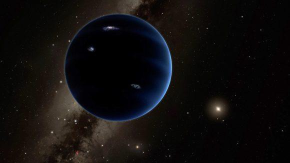 Más pruebas de que podría existir un noveno planeta más allá de la órbita de Neptuno (Caltech AMT).