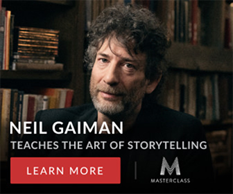 MasterClass - Neil Gaiman Teaches Storytelling