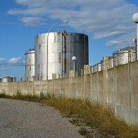 Zone industrielle à Port la Nouvelle