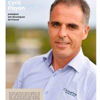 Cyril Payon dans le magazine Aqui!