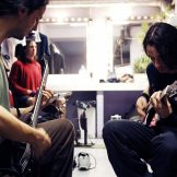 Backstage avec Gojira
