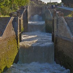 Canal du Midi Fonseranes