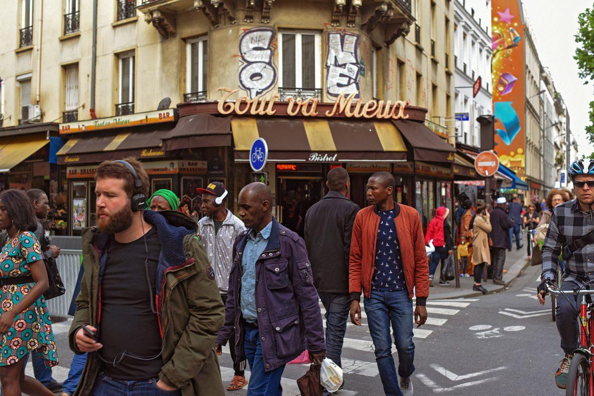 Paris XIXème Arrondissement 73ème Quartier