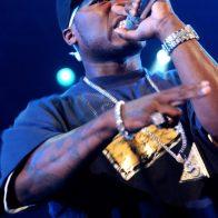 50 Cent sur scène au POPB