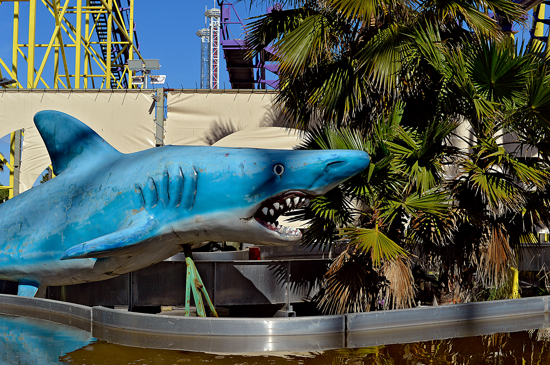 Europark Vias Plages Requin