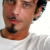 Portrait de Chris Cornell chanteur de Soundgarden et Audioslave