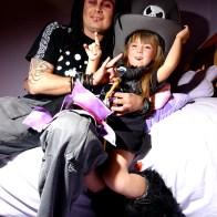 Dani Filth at home Craddle of Filth