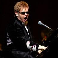 Photographie de Concert Elton John