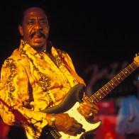Ike Turner en concert au Jazz Club Lionel Hampton