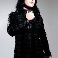 Portrait de Cristina Scabbia - Lacuna Coil