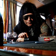 Al Jourgensen Ministry interview dans le Tourbus