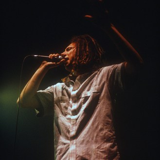 Rage Against the Machine - Zack de la Rocha - Zénith de Paris 1994
