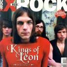 Kings of Leon en couverture du magazine X-Rock