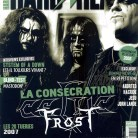 Celtic Frost en couverture du magazine Hard'n'Heavy