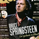 Bruce Springsteen en couverture du magazine Guitarist