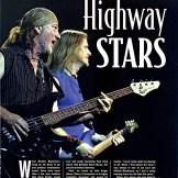 Deep Purple dans le magazine anglais Classic Rock