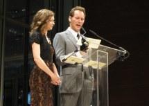 Casting Directors Feted Artios Awards Daniel Lehman