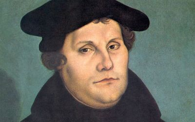 On Writing Hymns: Stakes, continued: Martin Luther vs. Fake Martin Luther