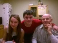 Craciun in Lituania - Familia care m-a adoptat - Daniel NICA (2)