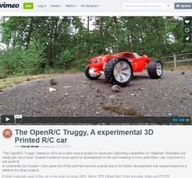 OpenRC Truggy Promo Video