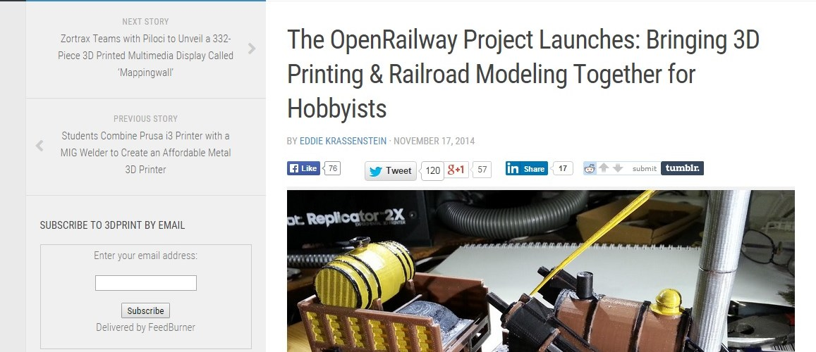 OpenRailway Featured