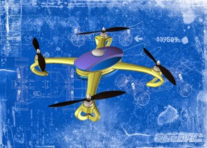 OpenR/C Quadcopter