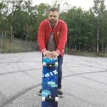 3D Printed Skateboard Trucks