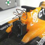 OpenRC F1 FPV Camera/Transmitter Holder