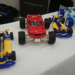 3D Printed OpenRC Cars