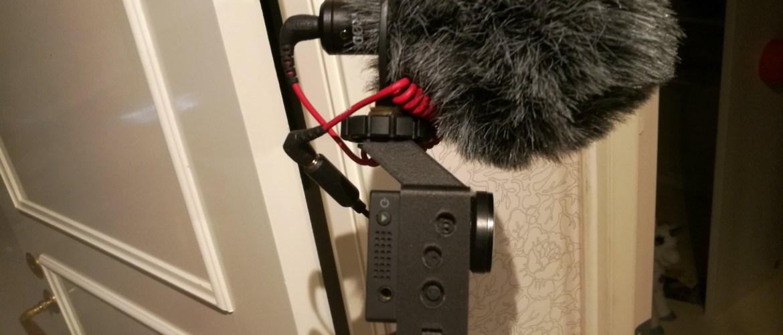 GoPro Hero 3 Frame With Hot Shoe Mount