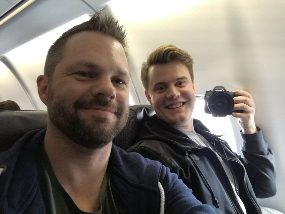 Swedes On A Plane