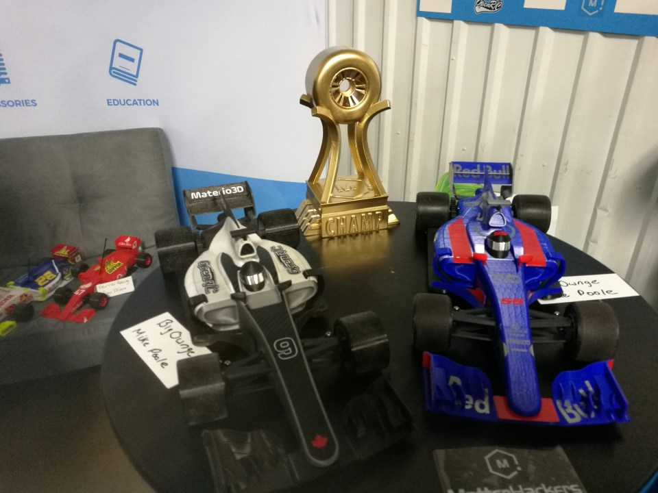 OpenRC F1´s & Trophy