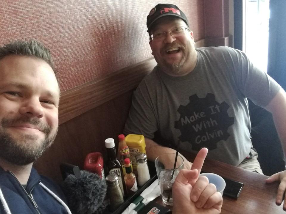 Me & Keith (@Tinkerz)