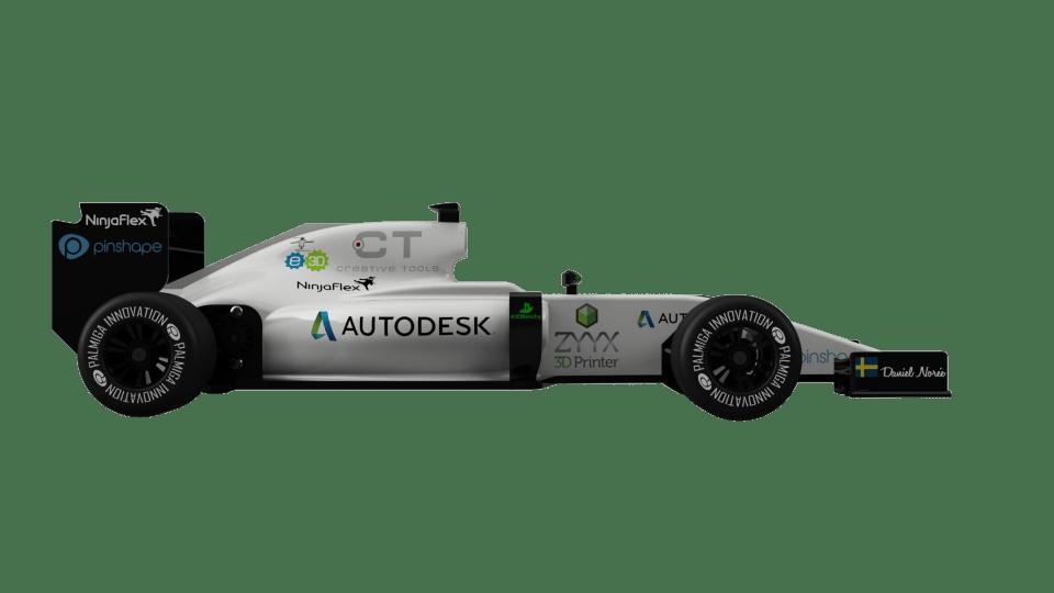 Original OpenRC F1 - 2015