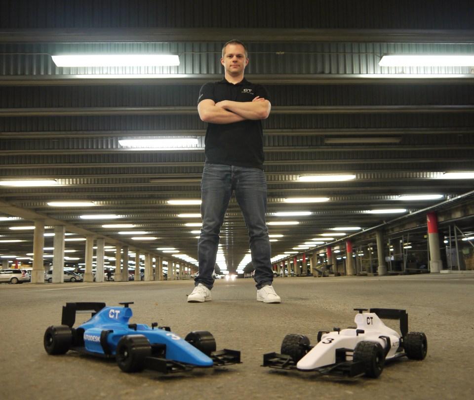 OpenRC F1 Original - 2015